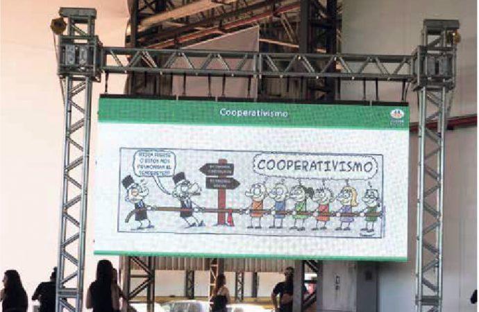 Confraternização anual da Cooperbatata e Complexo Frigorífico reúne mais de 500 pessoas