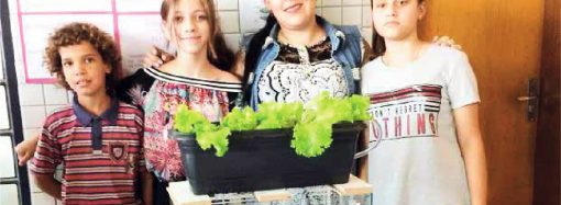 Vargem Grande do Sul participa do programa Agronegócio na Escola