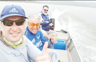 Evento debate desenvolvimento da pesca esportiva em Poços de Caldas