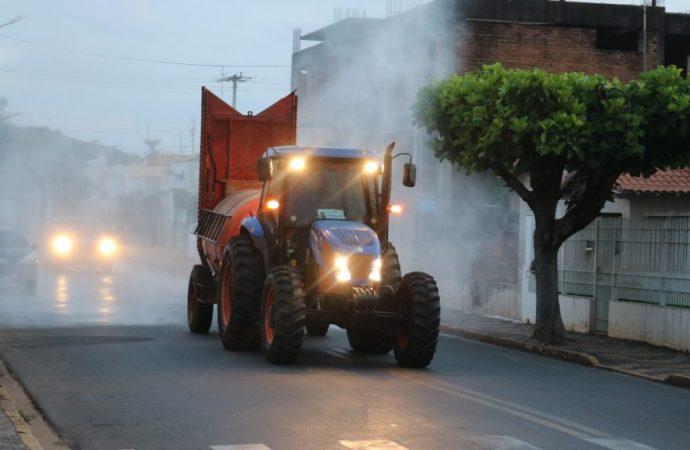 Prefeitura de Aguaí e produtores rurais se unem contra o coronavírus