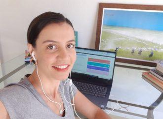Professora cria podcast voltado à pecuária