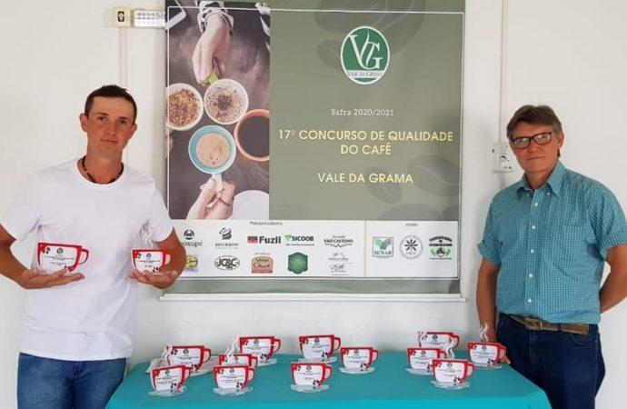 Vale da Grama divulga vencedores do concurso de qualidade do café