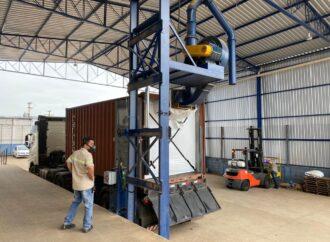 Exportadora de Café Guaxupé fez o primeiro embarque pela unidade de São José do Rio Pardo